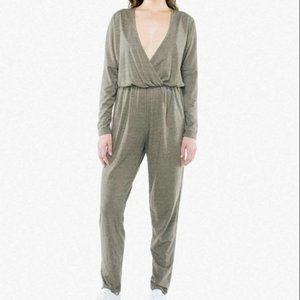 American Apparel Madeline Jumpsuit size L